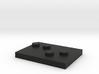 Lego - Minifig Base - Pet Owner V2 3d printed