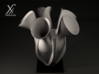 Smyth Fi-Vase (20 cm) 3d printed Cycle render.