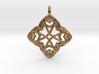 Mandala Pendant 2 3d printed