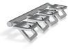 Brill Bullet HO Stirrup Steps 3d printed