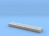 1:87 2 X 40 Plattform Container Metallboden 3d printed