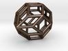0488 Polar Zonohedron E [6] #001 3d printed