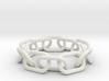 Bracelet Chain 3d printed