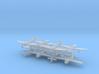 1/700 Fw 190 w/Gear x8 (FUD) 3d printed