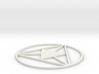 Oriclon Portal Logo 3d printed