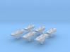 (Armada) 6x Atmospheric Assault Lander 3d printed