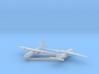 1/1200 Antonov An-12 / Shaanxi Y8 x2 3d printed