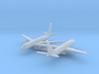 1/1200 Boeing P-8 Poseidon 3d printed