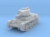 PV121D Stridsvagn m/40L (1/144) 3d printed