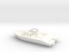 Z Scale Pleasure Boat 3d printed