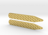Honeycomb Inverse Collier Straighteners  3d printed this makes for a wonderful Christmas gift and can be made in most