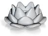 Tealight Lotus Flower Candle Holder 1 3d printed