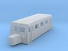 Wismarer Schienenbus, Typ B (without racks) Z,1:22 3d printed