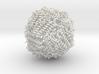 Human Ferritin Ribbon Structure 3d printed