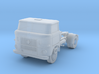W50-Sattelzugmaschine / Semi truck (N, 1:160) 3d printed