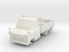1-76 Ford Transit Mk1 Short Base Pickup Truck 3d printed