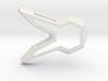 DVA Bunny Charm 3d printed