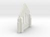 HORelM0141 - Gothic modular church 3d printed
