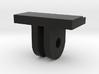 Go Pro repair mount for housings 3d printed