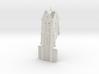 HORelM0113 - Gothic modular church 3d printed