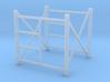 1/64 Scaffolding 1 high 3d printed
