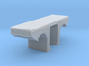 Polish Arched Railroad Bridge Z Scale 3d printed Polish Arched railroad bridge z scale