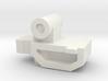 Microblaze X Wulong hand Adapter (Vortex) 3d printed