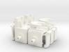 CW Limb Adaptors for TFC Hades 3d printed