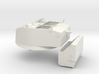 1:18 USA M5A1 Turret & Bustle for Light Tank 3d printed
