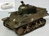 1:18 USA M5A1 Body 3d printed