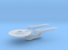 Constitution Class (SOTL'07) 1/4800 Attack Wing 3d printed
