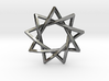 9 Pointed Penrose Star 3d printed
