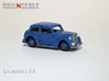Opel Olympia Limousine (N 1:160) 3d printed