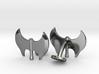 Snaga the Sender - Cufflinks (pair) 3d printed