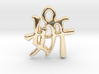 Chinese Beautiful Pendant 3d printed