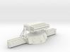 1/72 USN MK38 Gun Director 3d printed