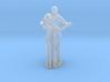 Bride & Groom Dancing 3d printed
