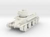 PV22A T3 Medium Tank (Christie M1931) 28mm 3d printed