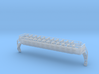 OO scale Lancaster Palace Upper Deck Open Conduit  3d printed