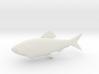 """5"""" BiteMe simplistic swim bait (master) 3d printed"""