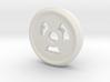 Trit Nuke Ring Part Slim 3d printed