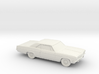 1/87 1965 Chevrolet BelAir Coupe 3d printed