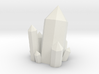 Crystal Cluster Style #2 (28mm Scale) 3d printed