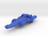Colour Rim Bastion Destroyer 3d printed