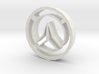 Overwatch Cookie Cutter 3d printed