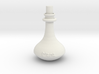Mana Potion flask - pendant 3d printed