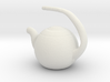 Printle Tea Pot 01- 1/24 3d printed