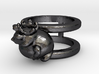 Ring Frosch 3d printed