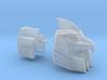 Skyhawk Attacker's Head Combiner Version 3d printed