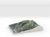 Breckenridge, Colorado, USA, 1:25000 3d printed